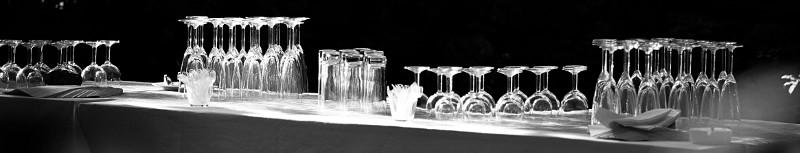 champagne les coupes, photo du buffet