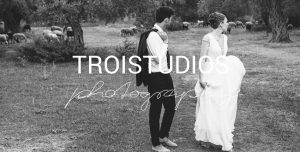 Presentation de troistudios photographe Luberon Mariages