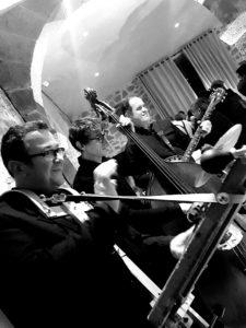 quartet jazz new orleans dixieland provence luberon