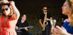 Duo petite formation Jazz Vaucluse Avignon