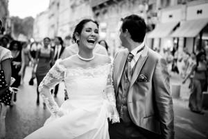 Les mariés pris sur le vif par Alexandre Lorig Photographe St Remy