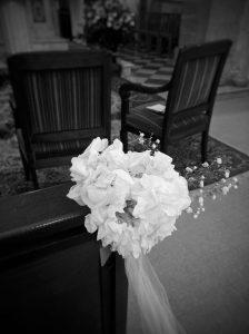 Photo ceremonie de mariage décoration