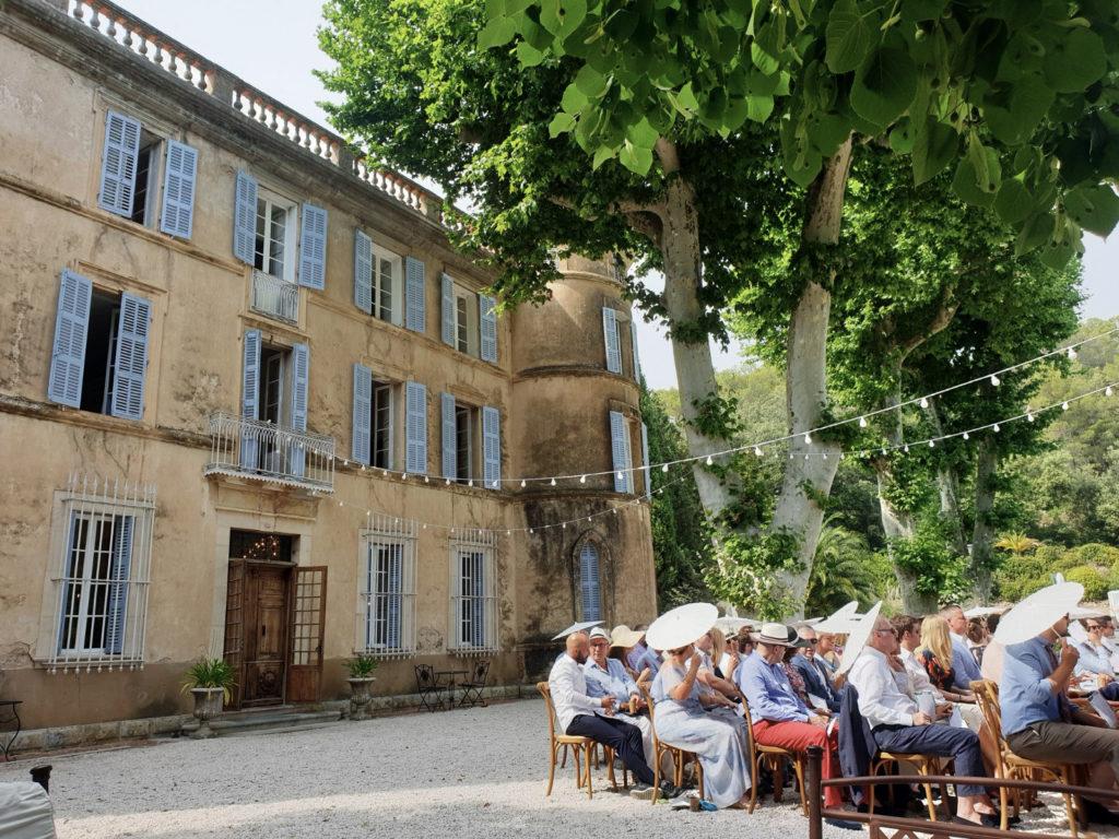 Groupe Musique Cérémonie Mariage Var (Château de Robernier)